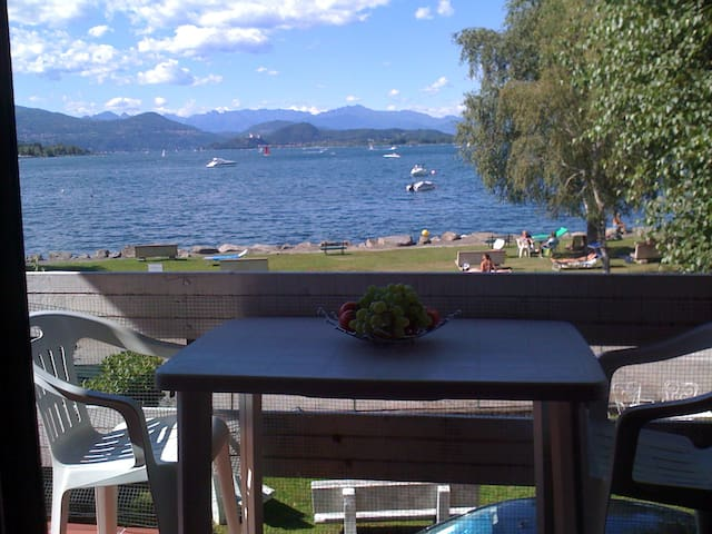 Charming apartment in Lake Maggiore - Villaggi - Appartement