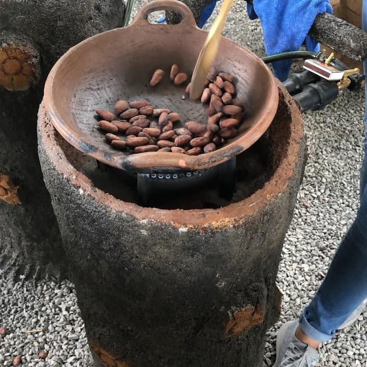 The Fire Coffee Roaster