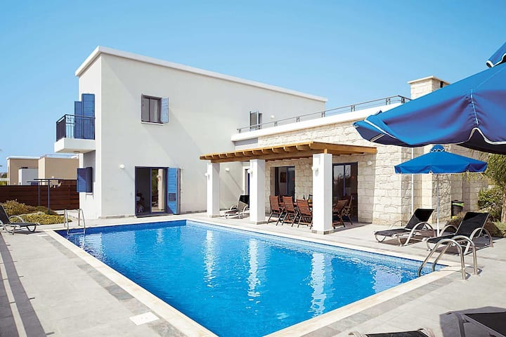 Villa Coral Olympus Artemis | Four Bedroom Villa with Private Swimming Pool