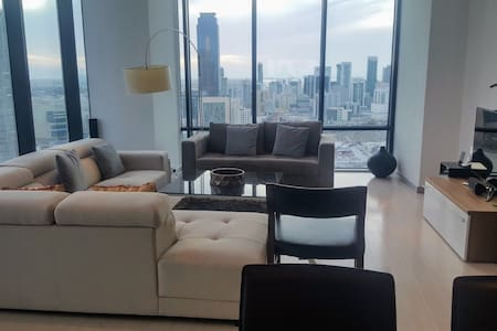 Trendy 3 bedroom Seef Apartment