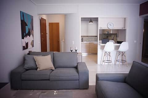 Charming apartment in the heart of Kifissia