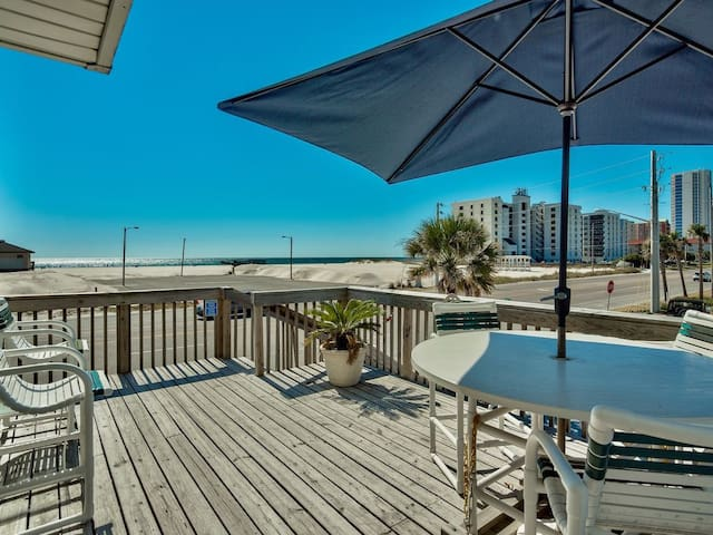 PERFECT Location! Beach Views From EVERY Room!