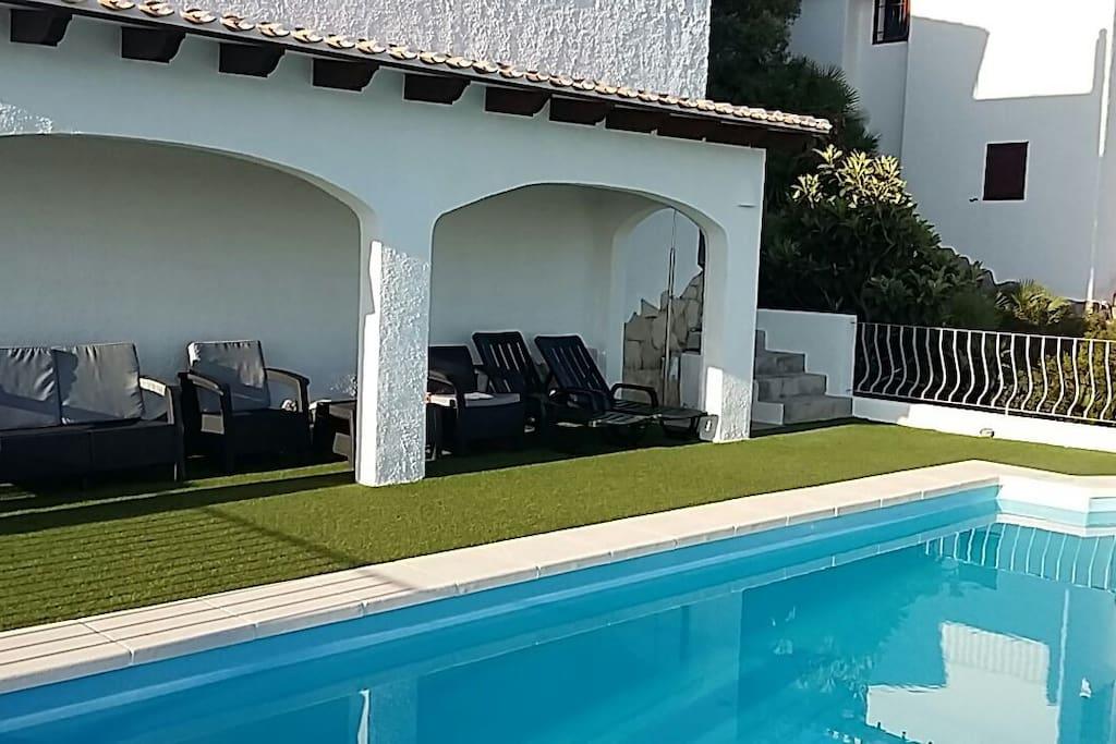Chalet con vistas espectaculares casas en alquiler en - Casas espectaculares en espana ...