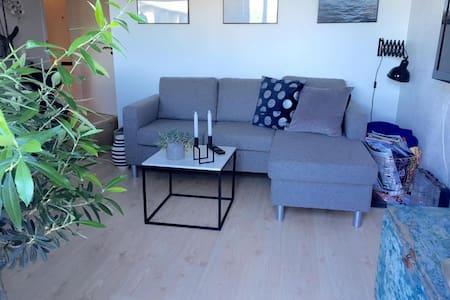 Ny renoveret bolig tæt på København - Taastrup - Apartamento