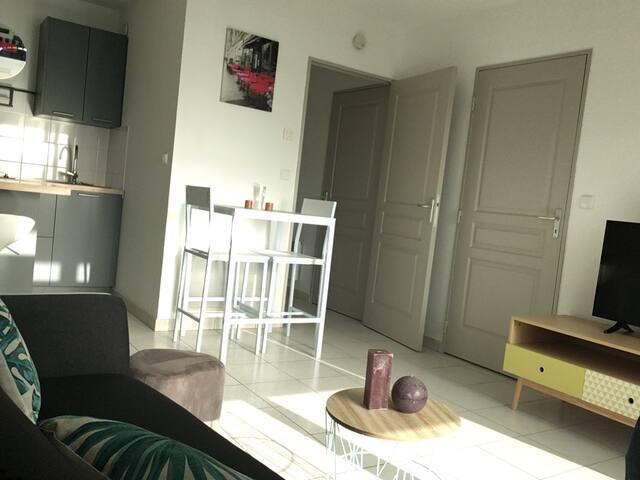 Appart'hotel Amnéville Metz ⭐️⭐️