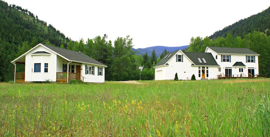 Deep Creek- Peaceful Family Retreat - Missoula - House