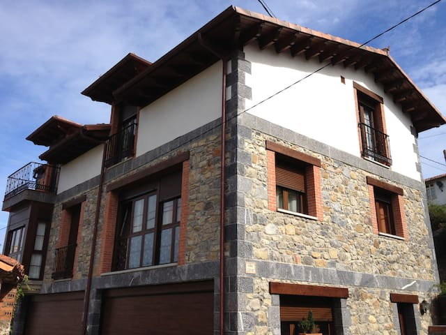 vivienda vacacional casa de Antonio - Ribadesella - Apartament