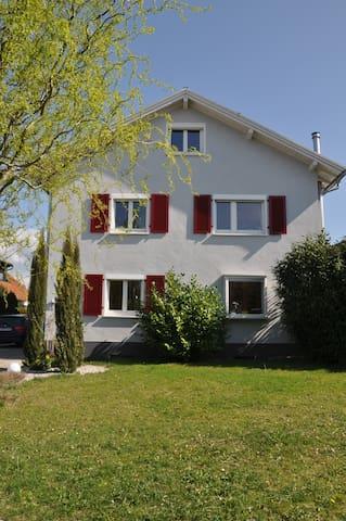 Traum's Ferienwohnung - Heitersheim - Apartemen
