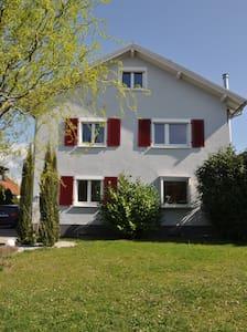 Traum's Ferienwohnung - Heitersheim - 아파트