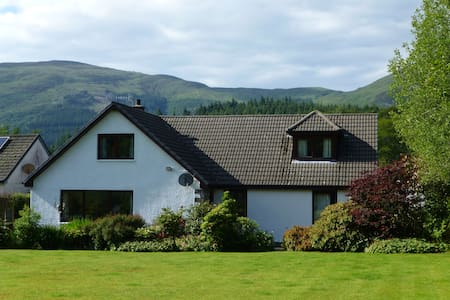 Double bedroom with en-suite - Glencoe - Penzion (B&B)