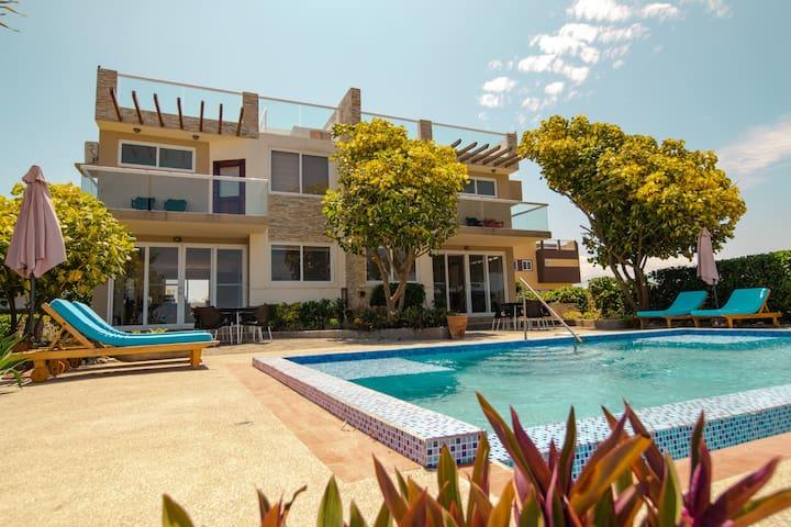 Casa Primos at Mirador San Jose.