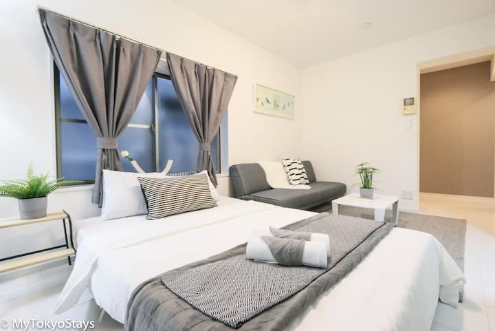 NEW! Time Square Shibuya Modern Unit. HOT Location