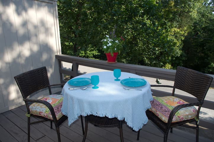 Charming Apartment in Holiday Island - Eureka Springs - Daire