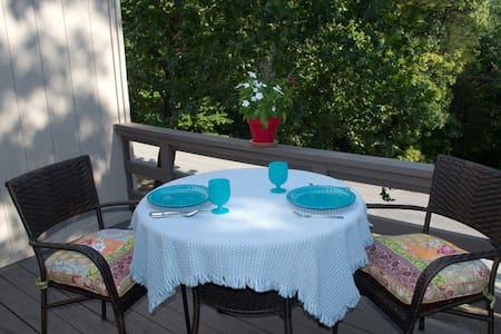 Charming Apartment in Holiday Island - 尤里卡斯普林斯(Eureka Springs) - 公寓