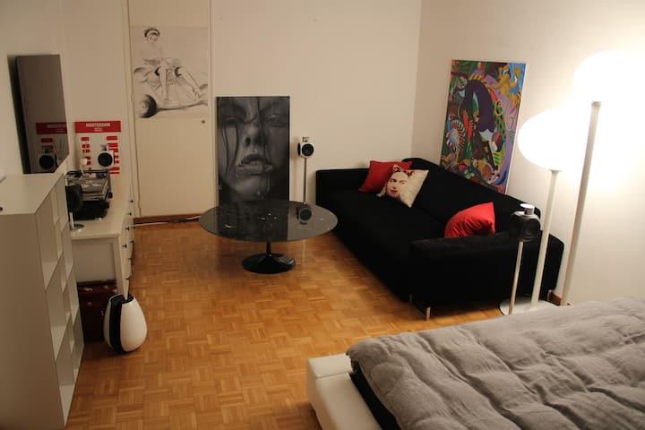 1.5 Zimmerwohnung im Herzen Berns