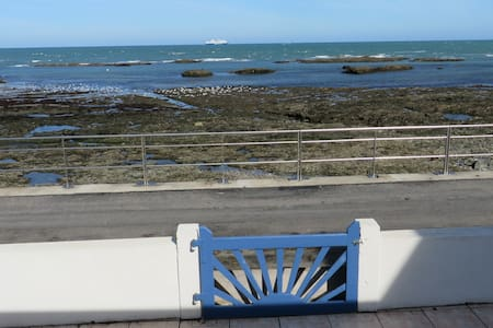 Maison confortable en bord de mer - Urville-Nacqueville - Casa
