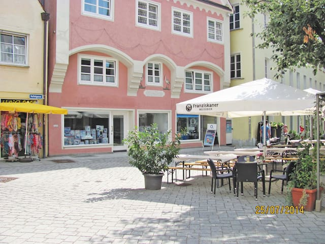 "Apartment Bavaria ""Storchenfärbe"" - Memmingen - อพาร์ทเมนท์"