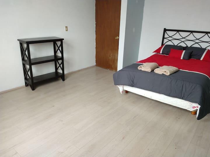 Alojamiento accesible en Metepec.