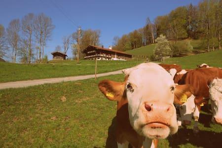 Gmaiserhof - alleinstehendes Ferienhaus/Bauernhaus