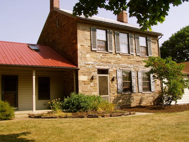 Historic Civil War Farm House - Gettysburg - Casa