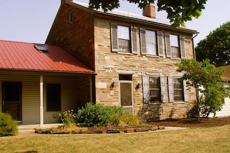 Historic Civil War Farm House - Gettysburg