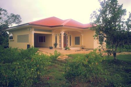 Vakantiehuis Out of Paramaribo - Huis