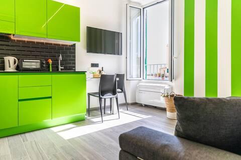 Apartment Green, 008031-LT-0164