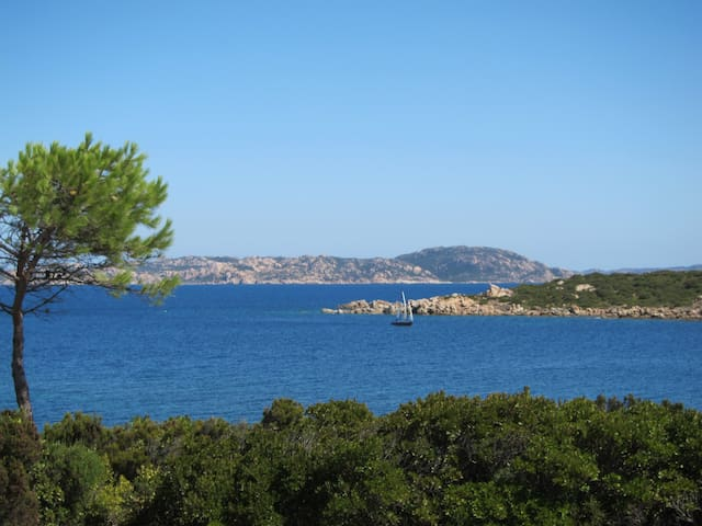 Maisonette 300mt from sea -sleeps 2 - Conca Verde - Byt