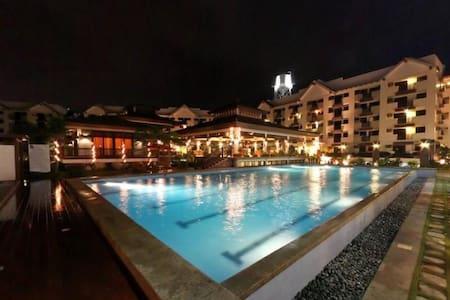 Balinese Inspired Condo in Pasig - Condominium