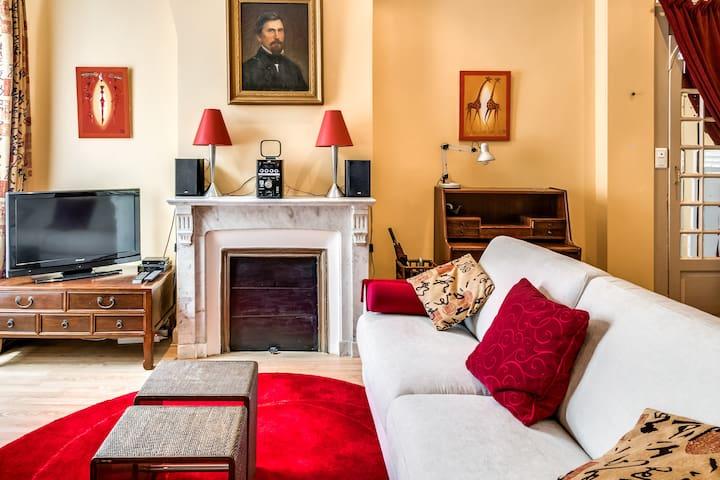 Grand studio cœur du quartier Montorgueil