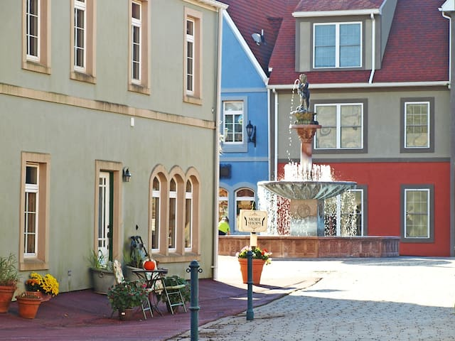 Bavarian Village House Rental