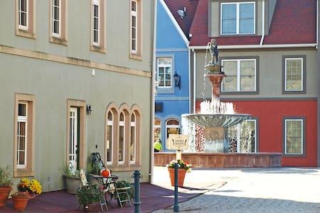 Lancaster County Rental in unique Bavarian Village