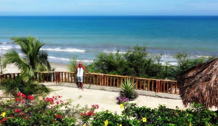 """Punta Cocos Beach """"Casitas"""""""
