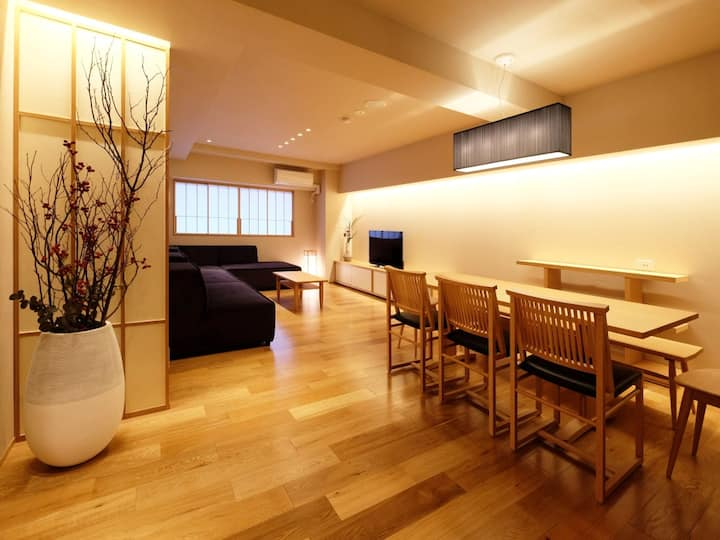 2 bedroom Apt in Shinsaibashi area