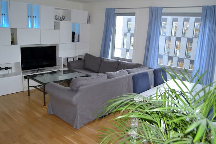 ★ _Apartment by Oslo Central Station, private home