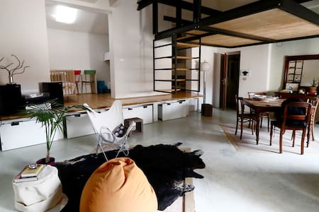Casa Riccio - Open space - Mantova - Loft