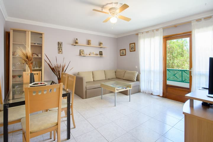 Beautiful Home Close to Shops and Beach with Balcony; Pets Allowed