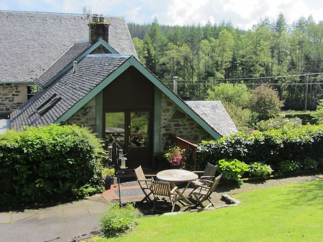 The Hayloft -  in the Trossachs - Stirling - Wohnung