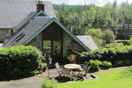 The Hayloft -  in the Trossachs - Stirling