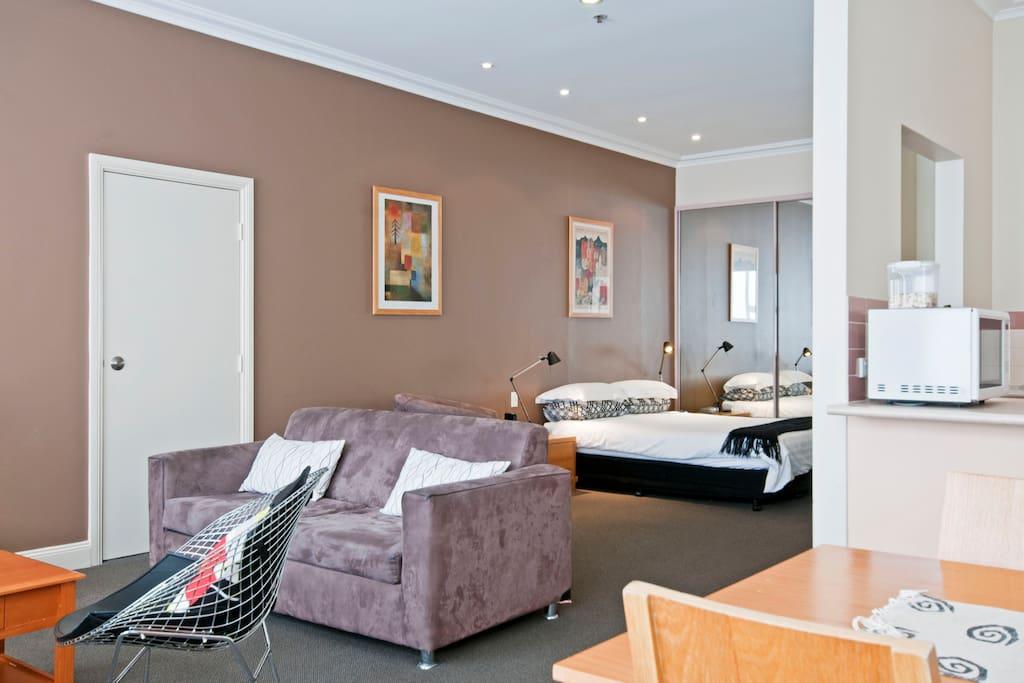 Sydney Harbour Studio for 2