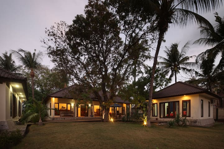 3 Bed family house Gili Trawangan - ลอมบอก - บ้าน