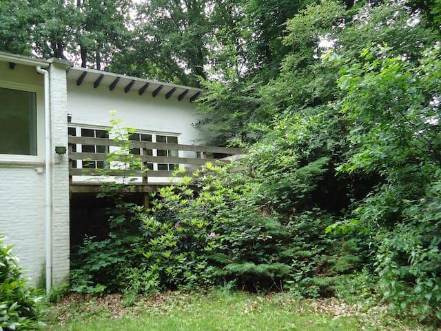 Overnachting in de natuur - Arnhem - Villa