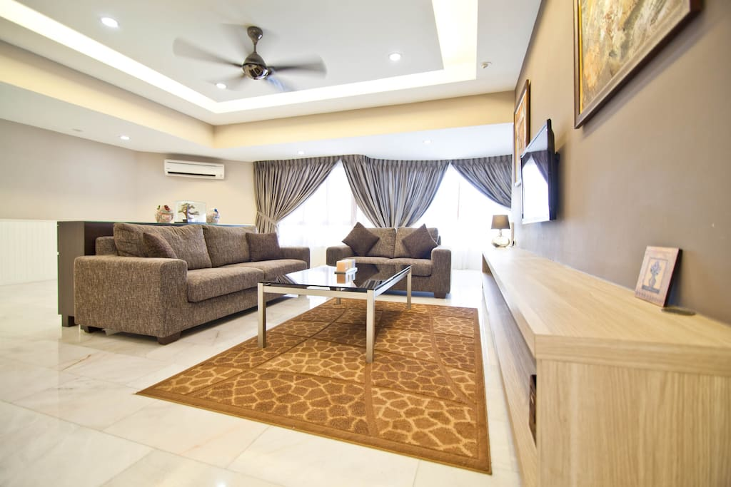 Air condition Living Room