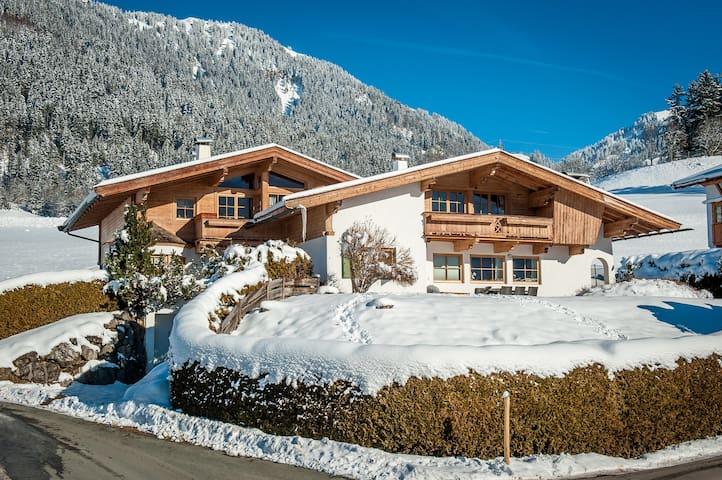 Ferienwohnung Kaiser am Sonnberg - Kitzbühel - Kitzbühel - House