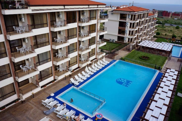 Apartments with one bedroom St.Vlas - Sveti Vlas - Wohnung