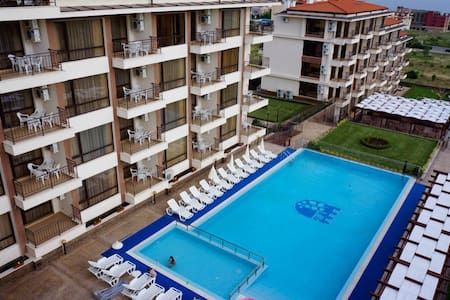 Apartments with one bedroom St.Vlas - Apartment