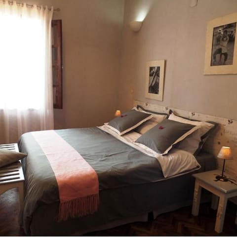 Une maison traditionnelle de charme - Antananarivo - Bed & Breakfast