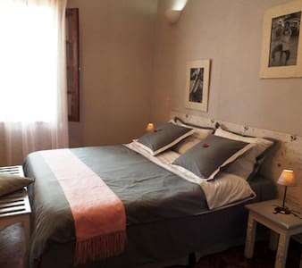 Une maison traditionnelle de charme - Bed & Breakfast