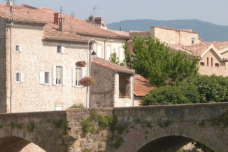 Unique B&B Homestay in Limoux Town for 1-4 pers