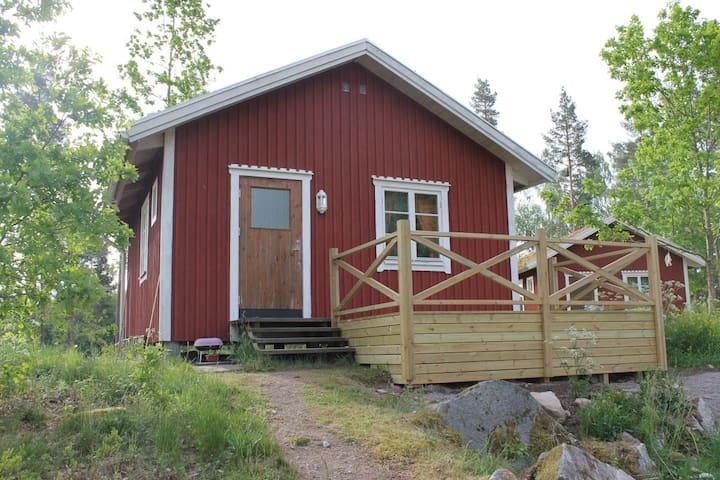 Stugor vid sjö - Mörlunda - ที่พักพร้อมอาหารเช้า